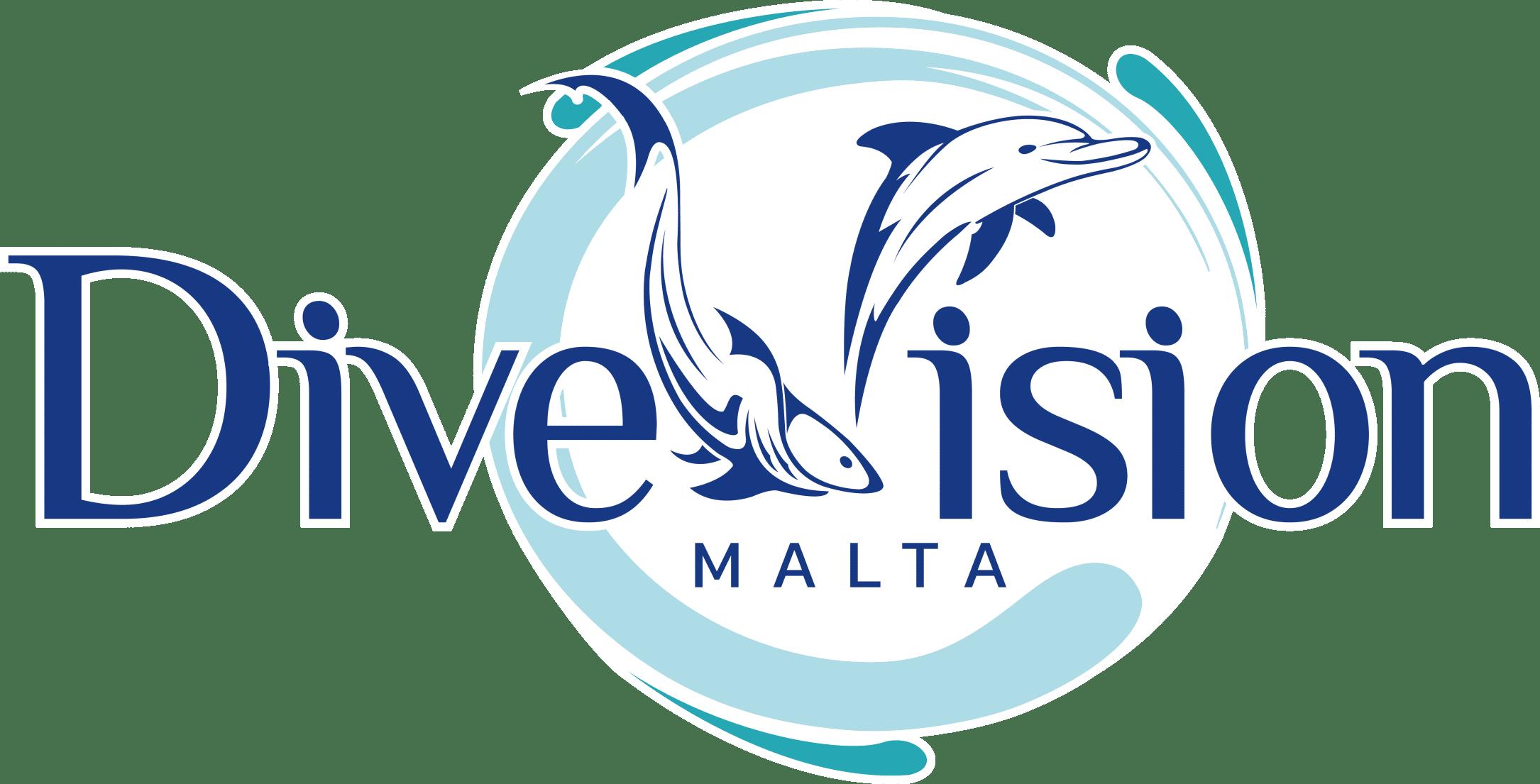 Dive Vision Malta Logo
