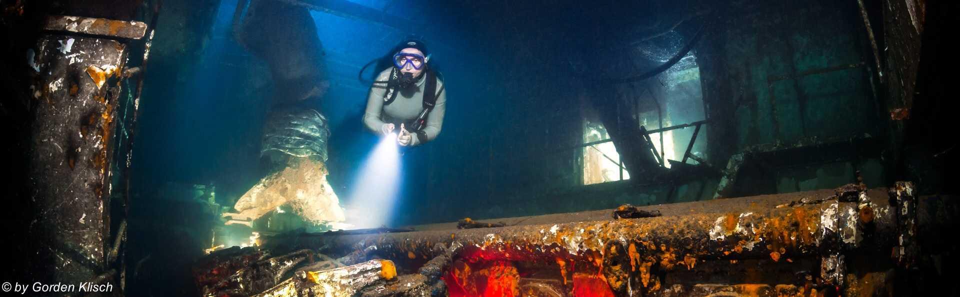 Um El Faroud Engine Gorden Klisch Dive Vision Malta