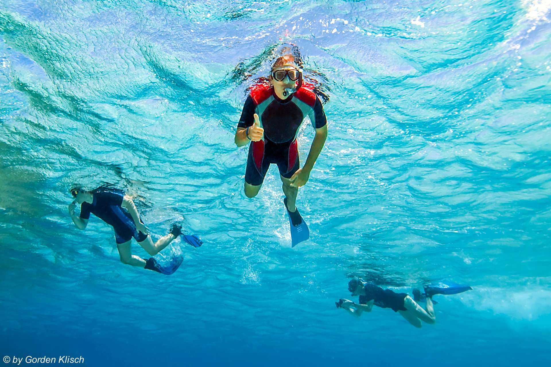 Snorkeltrips Dive Vision Malta